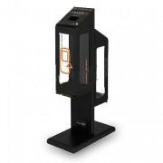 Collecteur de piles maxi tube - Capacité : 35 ou (2 x 35) Litres
