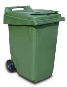 Collecteur mobile à déchets - Capacité (L) : 360