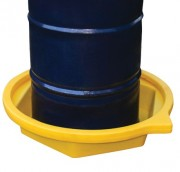Collecteur pour fût en PE - Compatible pour fût de 200 L