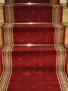 Collection de tapis d'escalier - Collection cordelière