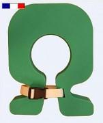 Collier de natation - Dimensions (L x l x E) : 40 x 30 x 4.2 cm