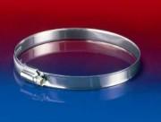 Collier de raccordement en acier inoxydable - En acier inoxydable