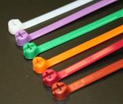 Collier de serrage à insert métallique - Longueurs (mm) : 2.5 à 6.9