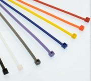 Colliers de serrage en nylon  - Liens de serrage en polyamide 6.6.