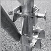 Colliers de serrage pour échafaudage - Aluminium - Acier