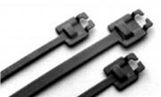 Colliers inox - Longueurs (mm) : 152 à 914