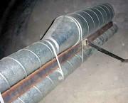 Colonne de ventilation renforcée - De 3 à 5.7 mètres de haut