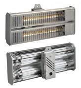 Combinaison de chauffage à infrarouge - Puissance de 3 à 18 KW