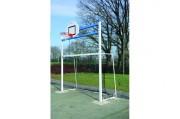 Combinaison hand senior et basket - Hand senior 3 x 2 m - Hauteur cercle : 3,5 m