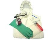 Combinaison protection amiante - Pack de protection contre l'amiante.
