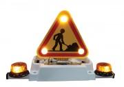 Combiné de signalisation lumineux LED - LED 12/24 V