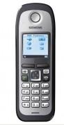 Combiné sans fil Siemens - Autonomie : jusqu'à 200 heures en veille et 10 heures en communication