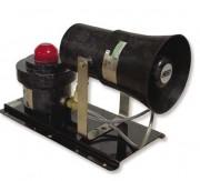 Combiné sonore et lumineux ATEX - Puissance : 115 dB(A) à 1 mètre