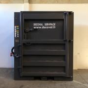 Compacteur à balle 300 kg - Capacité : 300 kg environ - Taille basse < 2 m