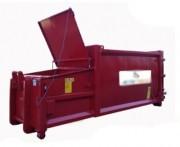 Compacteur à déchets industriel - Pression de compactage (t) : 30