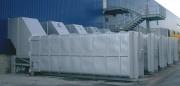 Compacteur à vis - Poids (kg) : entre 1 900 et 2 250