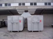 Compacteur bouteilles PET - Bouteilles en PET pleines ou vides - Débit de 150 m³/H