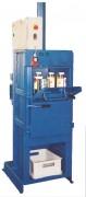 Compacteur de boites et canettes - Cotes hors-tout (L x P x H) en mm : 630 x 810 x 2150