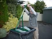 Compacteur déchets domestique
