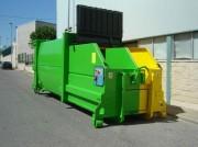 Compacteur monobloc à déchets - Capacité : de 18 m³