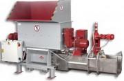 Compacteur polystyrène expansé - Capacité de compactage : de 200 à 700 kg/m³