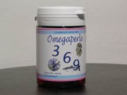 Complément alimentaire Omega 3 6 9 - Omega