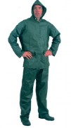 Complet de pluie vert - 4 tailles : M – L – XL – XXL - Couleur disponible : vert et jaune
