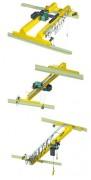 Composants ponts roulants standard - Permet d'accéder à un système complet de levage