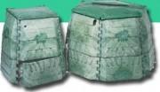 Composteur en polyéthylène - Thermo-composteur