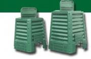 Composteur en polyéthylène recyclé - Turbo-composteur
