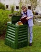 Composteur pour jardin - Composteur 400L - 2C002