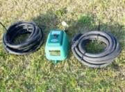 Compresseur à air d'eau - Compresseur d'air délivrant : 150 L/Minute