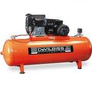 Compresseur à piston bi-étagé - Capacité de réservoir 500 litres