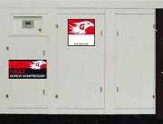 Compresseur à vis 250 Kw - Puissance : 250 Kw