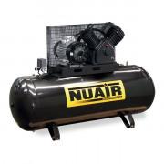 Compresseur d'air à courroie - Capacité du réservoir : 500 litres