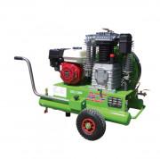 Compresseur d'air à essence - Avec démarrage lanceur