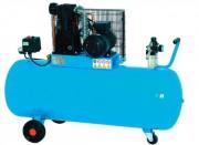 Compresseur d'air mobile 200 L - 11 bars - Capacité cuve : 200 L - Puissance max : 11 bars