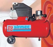Compresseur semi- professionel 50 Litres - CH50/210HL, 50L - 8 Bar