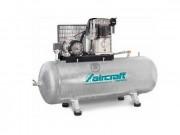 Compresseur stationnaire à cuves horizontales - Puissance moteur : 7,5 kW /400V
