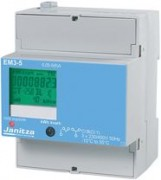 COMPTEUR D'ENERGIE EM3-80 MID JANITZA - 125292-62