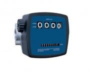 Compteur mécanique - Débit : de 20 à 120 l/min.