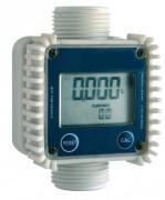 Compteur numérique fuel - Total partiel à 5 chiffres - Total à 6 chiffres