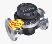 Compteurs de débit à roues ovales - Débit de 10 à 350 l/min