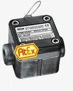Compteurs de débit pour montage vertical - Débit de 30 à 500 litres/h