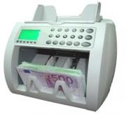 Compteuse billets à détecteur monnaie africaine - 3 vitesses de comptage : 800, 1200 et 1500 docs/min