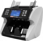 Compteuse de billet détection contrefaçon - Capacité de charge : 500 billets  - Ecran : LCD Couleur