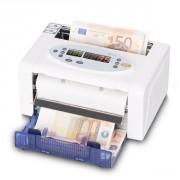 Compteuse de billets et détection quadruple