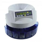 Compteuse de pièces de monnaie - Capacité de comptage : 215 pièces/min