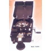 Compteuse manuelle avec système de blocage - Trieuse-compteuse de monnaie, billets (Réf. : ST4)