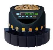 Compteuse manuelle pour pièces et jetons - Gestion du volume de pièces et jetons